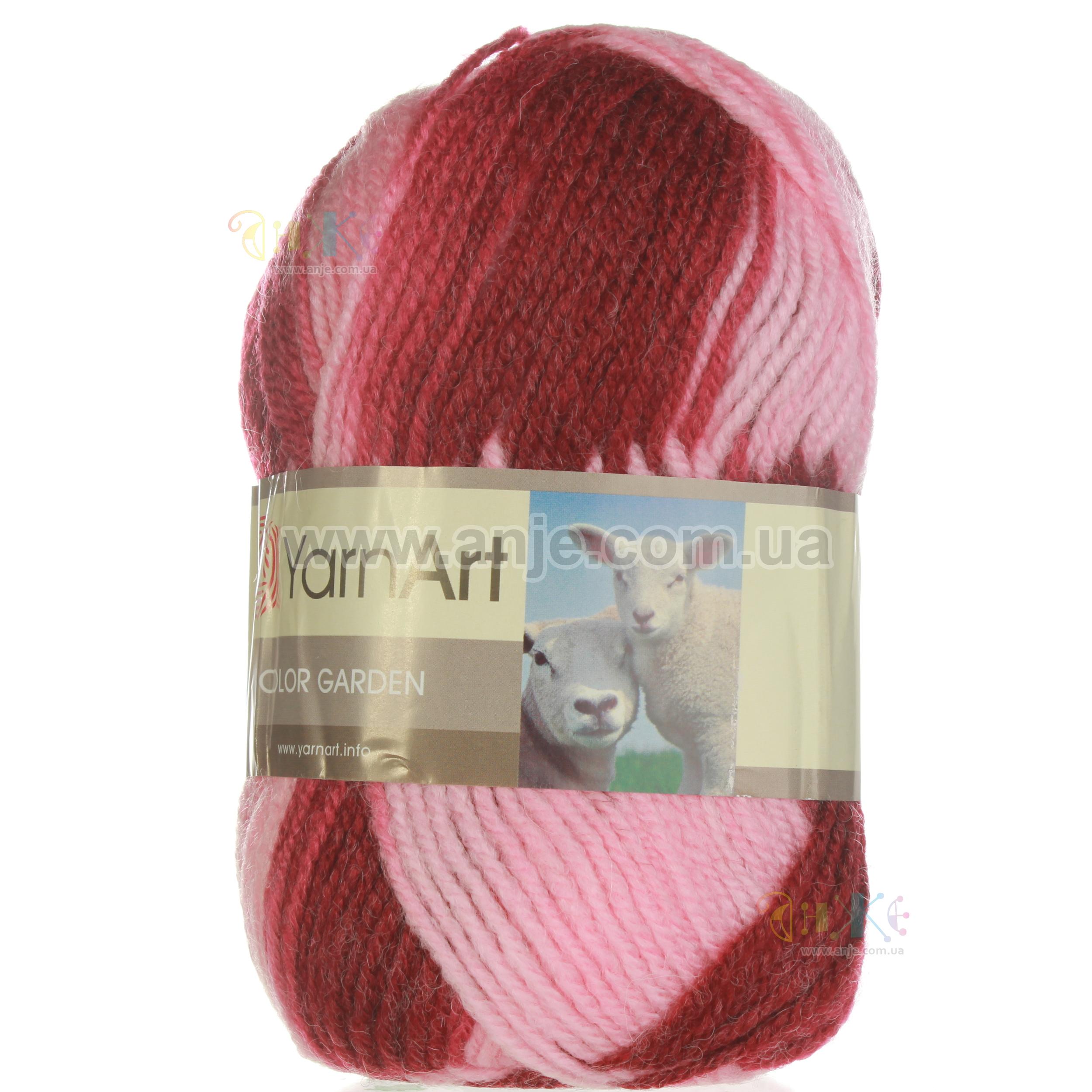 yarn art color garden :  Yarnart Color Garden