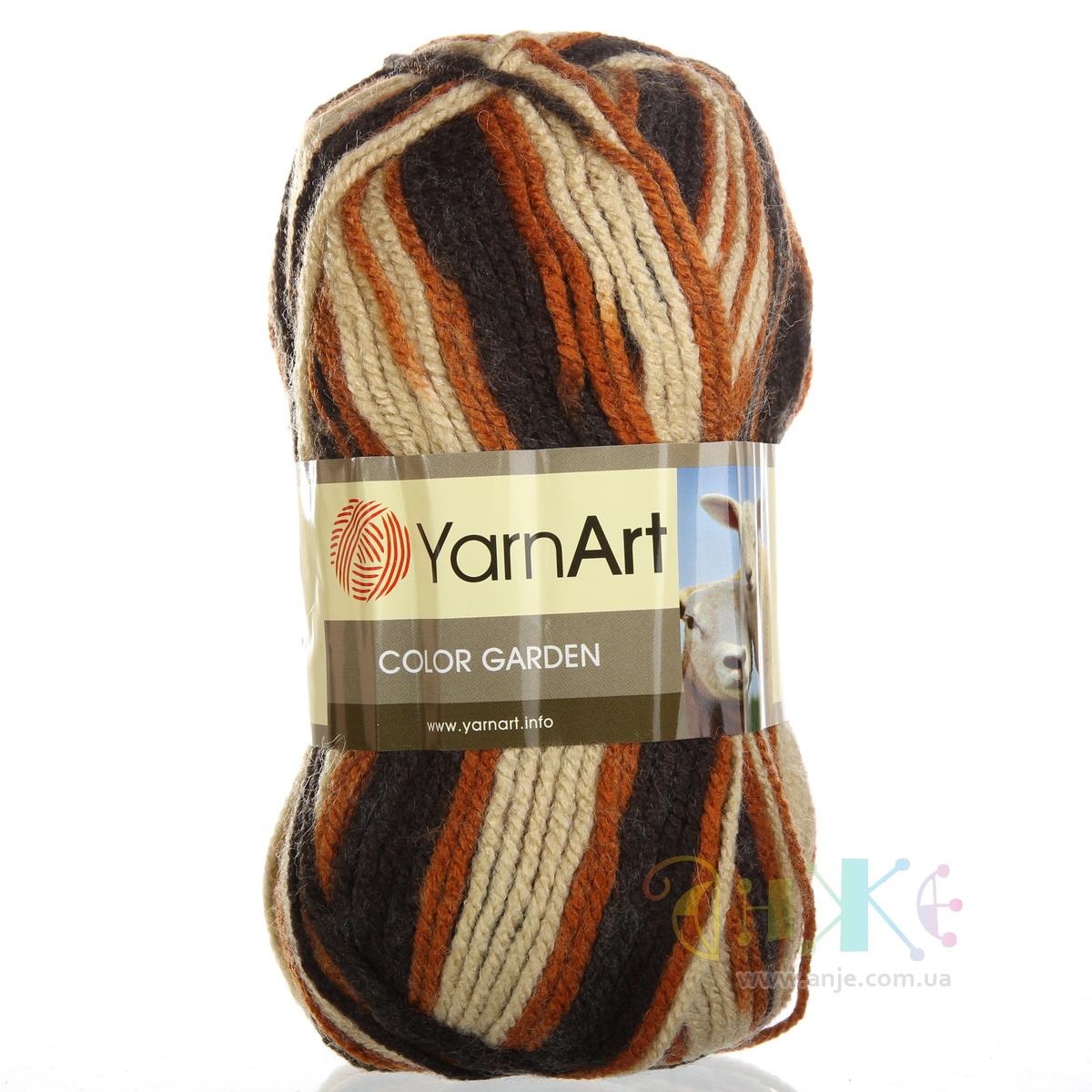 yarn art color garden :  Yarnart Color Garden 33