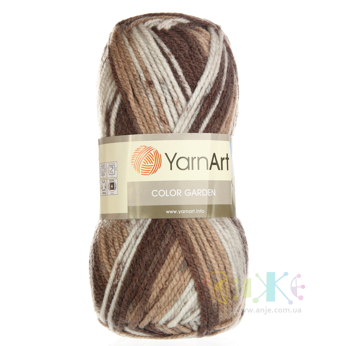 yarn art color garden :  Yarnart Color Garden 45